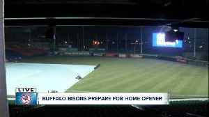 News video: New rules for Bisons home opener