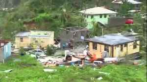 News video: Footage shows scenes of destruction in Puerto Rico from Hurricane Maria