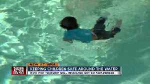 News video: Children get free swim lessons for every home sold by local real estate company