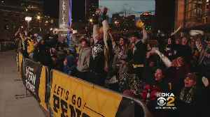 News video: Fans Ecstatic After Pens' Game 1 Win Over Flyers