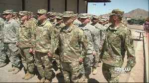 News video: California OKs Limited National Guard Deployment For Trump Request