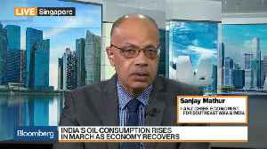 News video: ANZ's Mathur Says Oil Prices Are a Big Problem for India