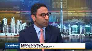 News video: MUFG's Khoman Sees Oil Rising Another $7 to $12 Dollars