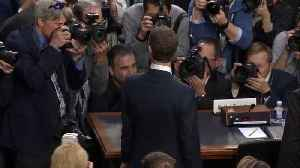 News video: Zuckerberg unscathed but pressure on Facebook grows