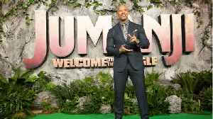 News video: Dwayne Johnson Planning 'Jumanji' Sequel