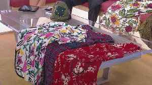 News video: 'The World's Largest Textile Garage Sale' Kicks Off This Weekend