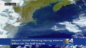 News video: Gulf Stream System At Its Weakest In 1,600 Years, Study Shows