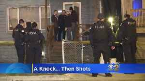 News video: Blind, Disabled Man Shot During Robbery Attempt At Canaryville Home
