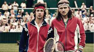 News video: 'Borg vs McEnroe' Taps Into Nostalgia Tennis' Storied Rivalries
