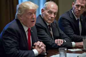 News video: Trump's chief of staff John Kelly told James Comey the President was 'dishonorable' after he fired the FBI boss