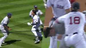 News video: INSANE Back-To-Back MLB FIGHTS Clear Dugouts!