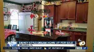 News video: Disney-style dream home up for sale