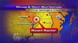News video: Md. Man Sentenced To 10 Years For Gun, Drug Conviction