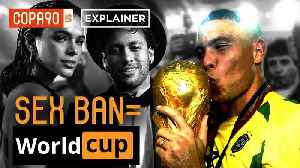 News video: Did A Sex Ban Win Brazil The World Cup?