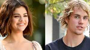 News video: Justin Bieber and Selena Gomez Have AWKWARD Encounter!