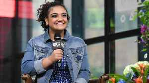 News video: How Laurie Hernandez Is Prepping For The 2020 Olympics