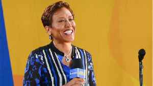 News video: Robin Roberts Loves New Wave Of Student Activism