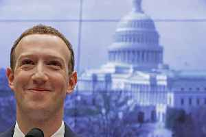 News video: Mark Zuckerberg Made $3 Billion After Testifying In Front of Congress