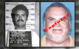 News video: Man Captured 37 Years After Escape from Oklahoma Prison