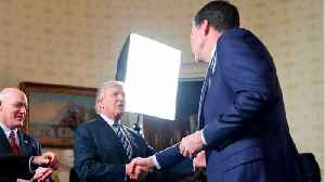News video: James Comey Calls Trump 'Unethical' in New Book