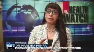 News video: Dr. Mehra talks about new study on weight loss