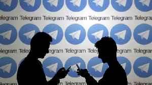 News video: Russia blocks Telegram chat app after court ruling