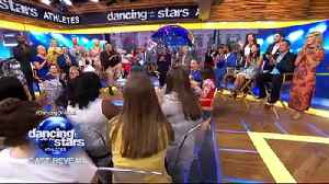 News video: Watch: Tonya Harding & More Join All-Athletes Season Of 'Dancing With The Stars'!