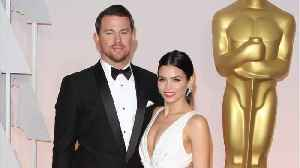 News video: Jenna Dewan Tatum Thanks Fans After Channing Split