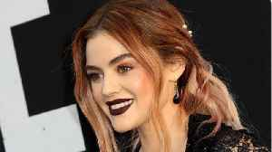News video: Lucy Hale Says Truth Or Dare Isn't Your Typical Horror Film