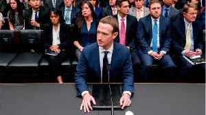 News video: Zuckerberg Dragged For Under Eye Circles & Booster Seat