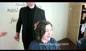 News video: Cut Off Two Feet of Hair, Please! by Christopher Hopkins, The Makeover Guy®