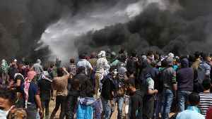 News video: Why is Israel so Threatened by Unarmed Gaza Protesters? (Part 1/2)