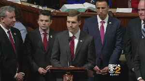 News video: Democrat Conor Lamb Sworn Into Congress