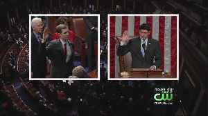 News video: Pennsylvania Democrat Conor Lamb Takes Oath, Joins House