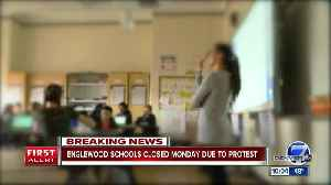 News video: Teacher walkout over school funding forces Englewood Schools to cancel all classes on Monday