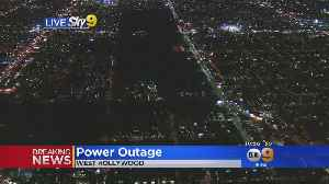 News video: Thousands Without Power In West Hollywood