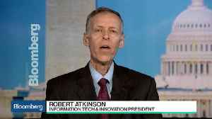 News video: ITIF's Atkinson Says Need to Calm Down Over Facebook