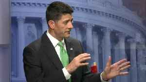 News video: Speaker Ryan's Retirement Makes It Harder For Republicans To Renege On Budget Deal