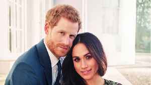 News video: Harry And Meghan Announce Photographer For Wedding