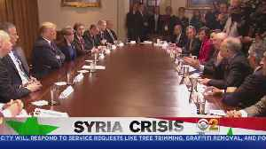 News video: U.S., European Allies Consider Military Strike In Syria