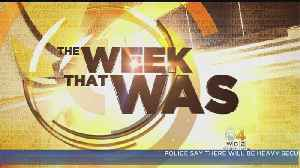 News video: The Week That Was: April 9, 2018