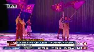 News video: Disney on Ice performs at Germain Arena this weekend - 7am live report