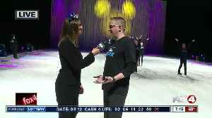 News video: Disney on Ice performs at Germain Arena this weekend - 7:30am live report