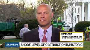News video: Trump Faces 'Historic Level of Obstruction,' Says White House's Short