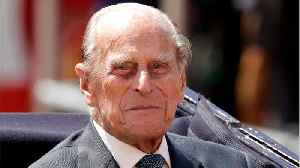 News video: Prince Philip Leaves Hospital After Surgery