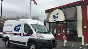 News video: Trump Orders Review Of USPS Prices