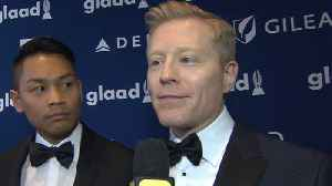 News video: Anthony Rapp Shares Update Following Spacey Allegations
