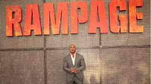 News video: 'Rampage' review