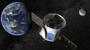 News video: NASA's Planet-Hunting Satellite Will Launch Monday