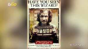 News video: Are You Sirius? Rare 'Harry Potter' Poster Breaks Auction Records